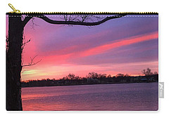 Carry-all Pouch featuring the photograph Kentucky Dawn by Sumoflam Photography