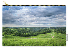 Kentucky Hills And Clouds Carry-all Pouch