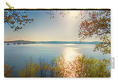 Carry-all Pouch featuring the photograph Kentucky Lake by Ricky L Jones