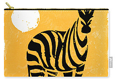 Kenya Africa Vintage Travel Poster Restored Carry-all Pouch