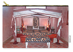 Kenyan African Traditional Double Bed Carry-all Pouch