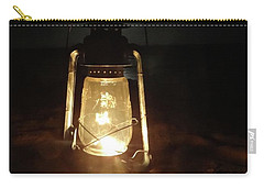 Kerosine Lantern In The Moonlight Carry-all Pouch