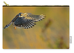 Kestrel Takes Flight Carry-all Pouch
