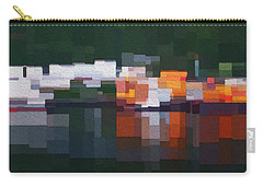 Ketchikan 1 Carry-all Pouch by David Hansen