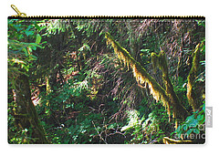 Ketchikan Green Carry-all Pouch
