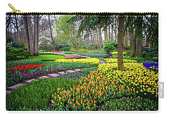 Keukehof Botanic Garden 2015 Carry-all Pouch