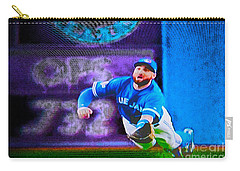Kevin Pillar In Action II Carry-all Pouch
