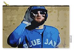 Kevin Pillar Carry-all Pouch