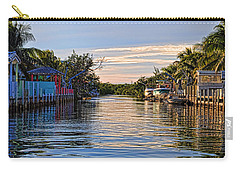 Key Largo Canal Carry-all Pouch