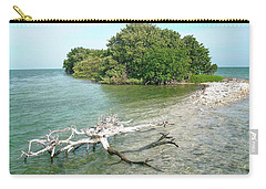 Key Largo Out Island Carry-all Pouch