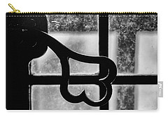 Carry-all Pouch featuring the photograph Key To The World by Christi Kraft