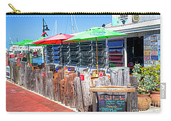 Key West Raw Bar Carry-all Pouch