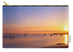 Keyport Harbor Sunrise  Carry-all Pouch