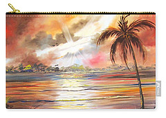 Keys Sunrise, Sunset Carry-all Pouch