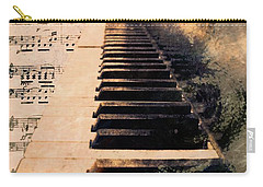 Carry-all Pouch featuring the photograph Keys To Greatness  by Aaron Berg