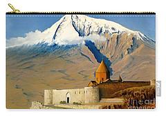 Khor Virap Carry-all Pouch