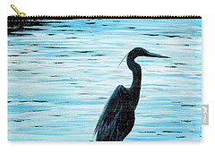 Kiawah Heron Carry-all Pouch