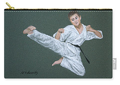 Kick Fighter Carry-all Pouch