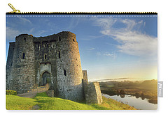 Kidwelly Castle 3 Carry-all Pouch