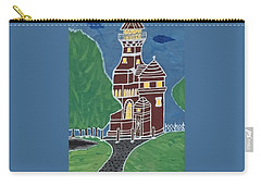 Kiel Germany Lighthouse. Carry-all Pouch