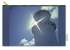 Carry-all Pouch featuring the photograph Kilauea Lighthouse by Marie Hicks