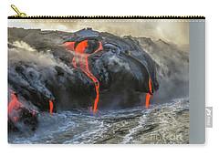 Kilauea Volcano Hawaii Carry-all Pouch