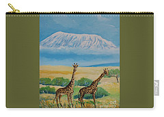 Kilimandjaro Carry-all Pouch