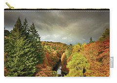 Killiecrankie Autumn Carry-all Pouch