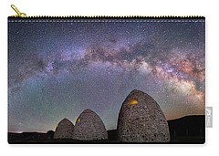 Kilns Under The Milky Way Carry-all Pouch