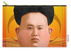 Kim Jong Un 2016 Carry-all Pouch