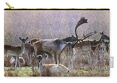 Kindred Spirits Carry-all Pouch by Tlynn Brentnall