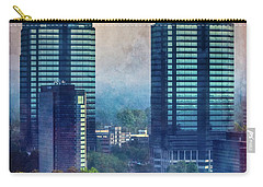 King And Queen Buildings Carry-all Pouch