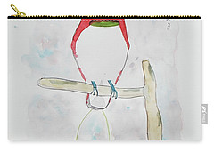 King Bird Of Paradise Carry-all Pouch