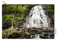 Crabtree Falls - Blue Ridge Parkway North Carolina Carry-all Pouch