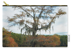 King Cypress Carry-all Pouch