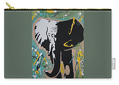 King Elephant Carry-all Pouch