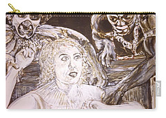 King Kong - Kidnapped Off The Boat Carry-all Pouch
