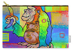 King Konrad The Monkey Carry-all Pouch