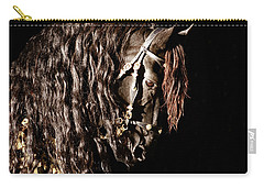 King Of Horses Carry-all Pouch