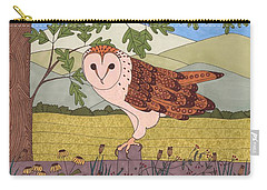 King Of The Meadow Carry-all Pouch