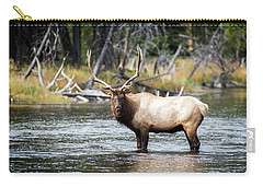 King Of The River Carry-all Pouch