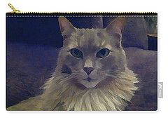 King Of The Sofa Carry-all Pouch