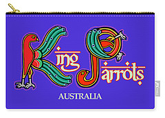 King Parrots Australia Carry-all Pouch