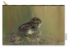 King Quail Chick Carry-all Pouch