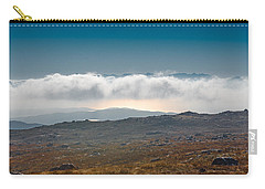Carry-all Pouch featuring the photograph Kingdom In The Sky by Gary Eason