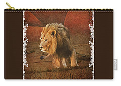 King_of_thejungle Carry-all Pouch