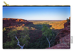 Kings Canyon Panorama Carry-all Pouch
