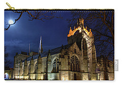King's College In The Moonlight Carry-all Pouch