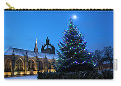 King's College In The Snow Carry-all Pouch