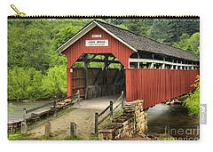 Kings Covered Bridge Somerset Pa Carry-all Pouch